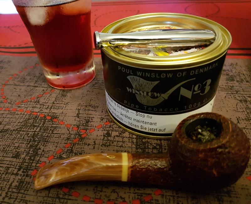 La MAI 7-ite, fumons la pipe.  20180513