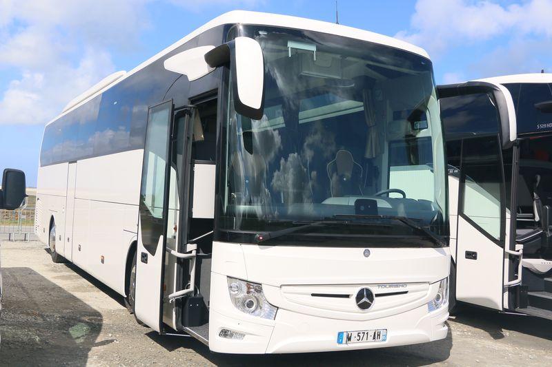 Mercedes TRAVEGO / TOURISMO - Page 3 400010