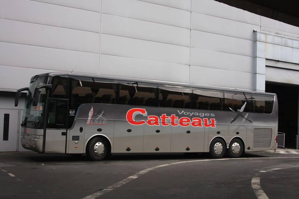 VOYAGES CATTEAU 990510