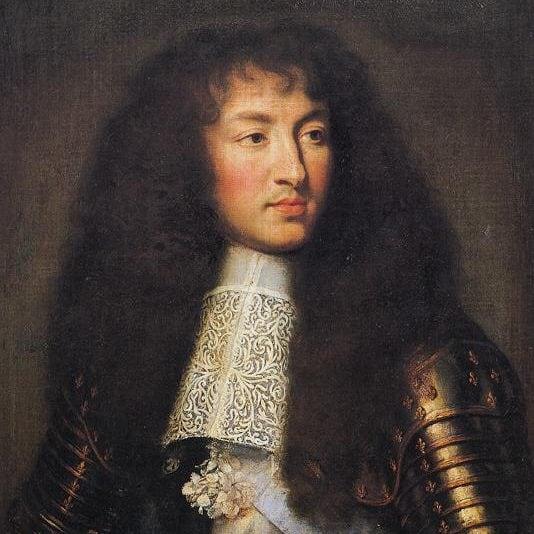 Louis en peinture Louis-13
