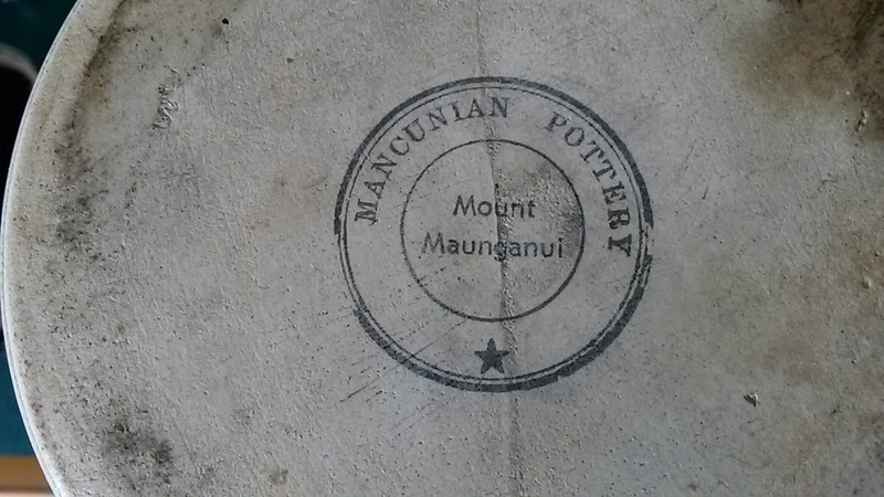 Has anyone heard of Mancunian Pottery, Mount Maunganui? 20180311