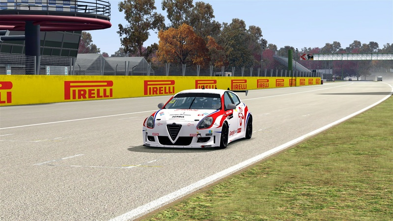 TCR mod by SimCareer - Page 2 20180312
