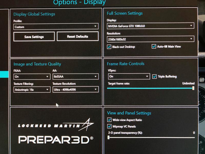 Mudança automática na Texture Resolution do Prepar3D V4.2 Img_2810