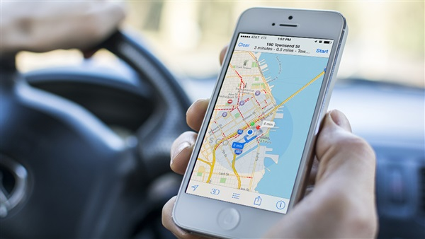 """لمستخدمى أيفون """"iPhone"""" 3 مزايا تجعل خدمة خرائط أبل """"Apple Maps"""" أفضل من خرائط جوجل """"Google map"""" Ei_ioa10"""
