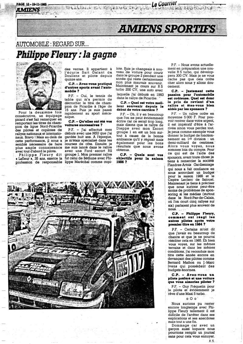 Coupures de presse années 80 et Photos Img33510