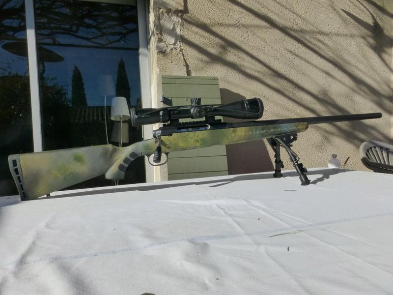 "SAVAGE AXIS ""budget rifle"" P1060011"