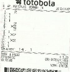 Totobola - Opiniões para o concurso 14/2018 Totob114
