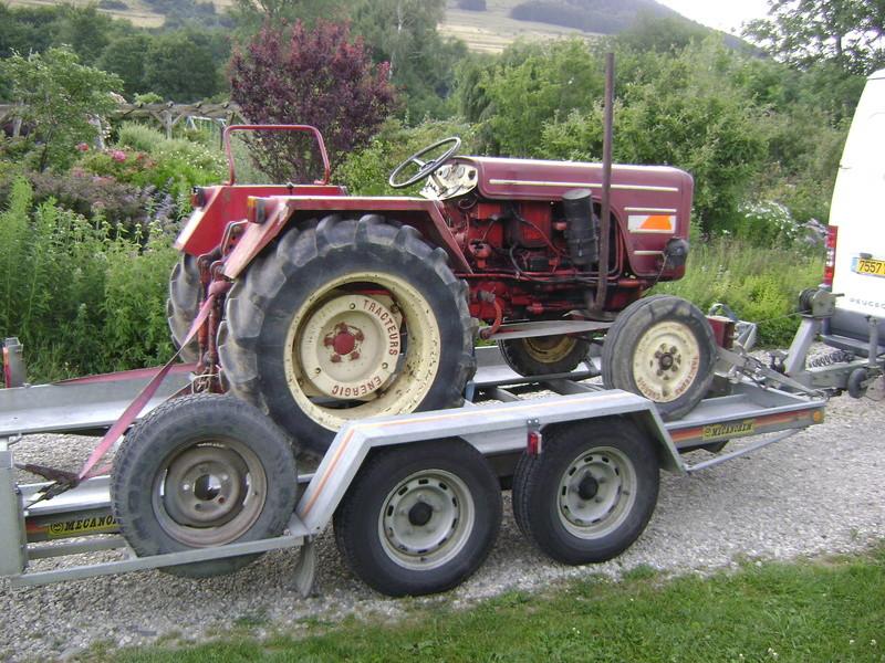 restauration - restauration d'un tracteur ENERGIC 519 B Dsc02411