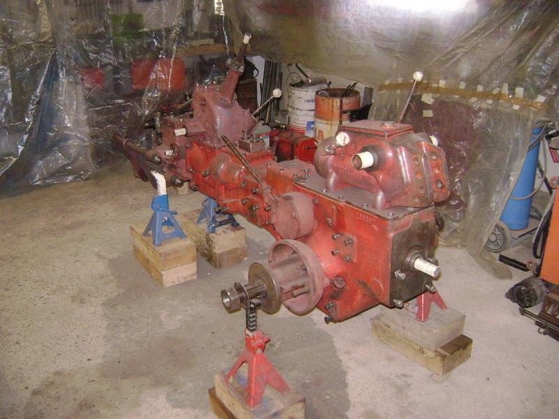 restauration - restauration d'un tracteur ENERGIC 519 B Dsc05318