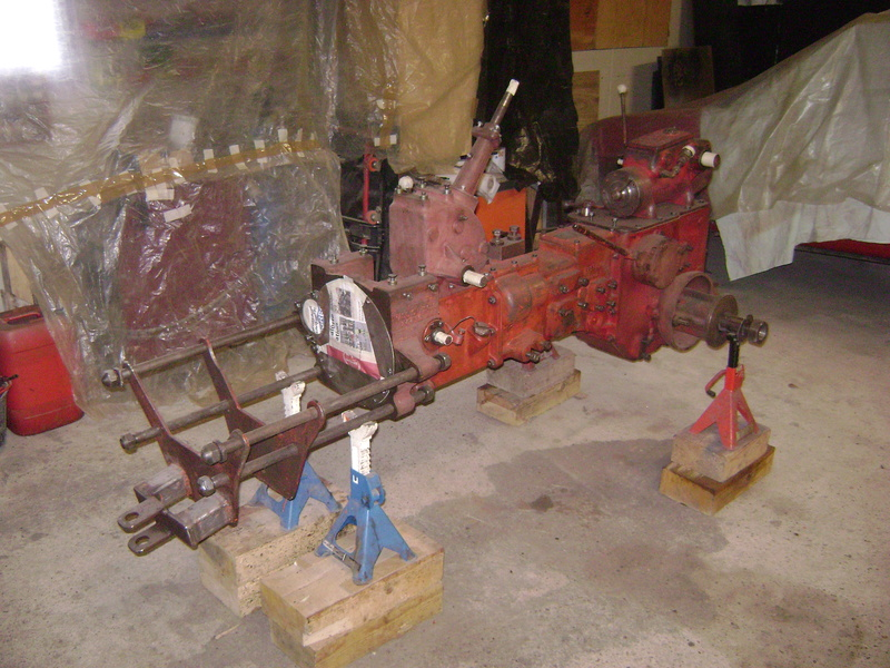 restauration - restauration d'un tracteur ENERGIC 519 B Dsc05321