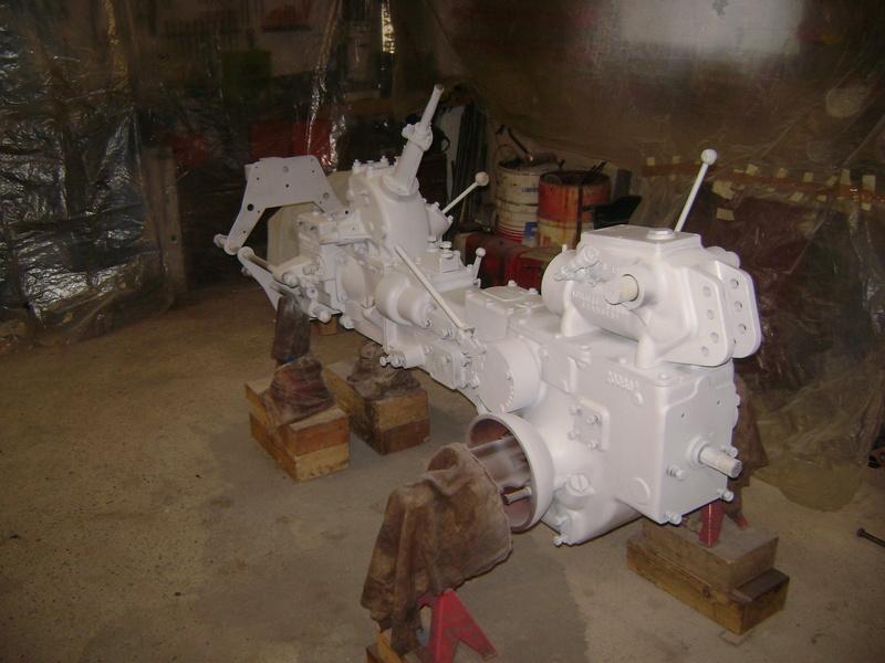 restauration - restauration d'un tracteur ENERGIC 519 B Dsc05349