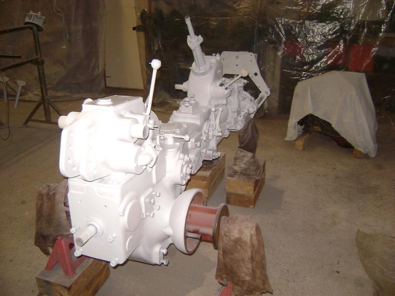 restauration - restauration d'un tracteur ENERGIC 519 B Dsc05353