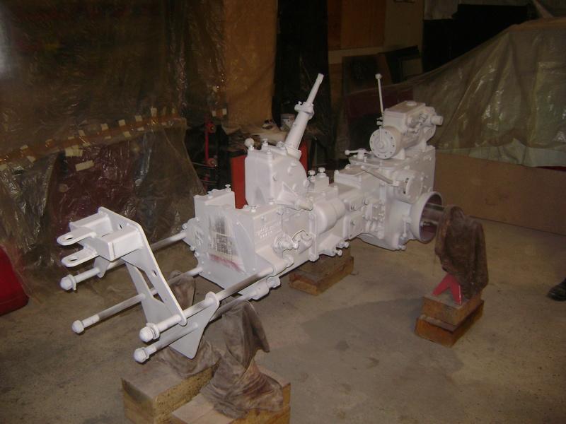 restauration - restauration d'un tracteur ENERGIC 519 B Dsc05354