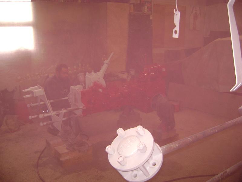 restauration - restauration d'un tracteur ENERGIC 519 B Dsc05355