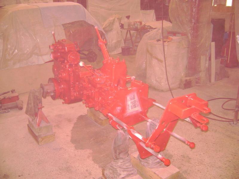 restauration - restauration d'un tracteur ENERGIC 519 B Dsc05359