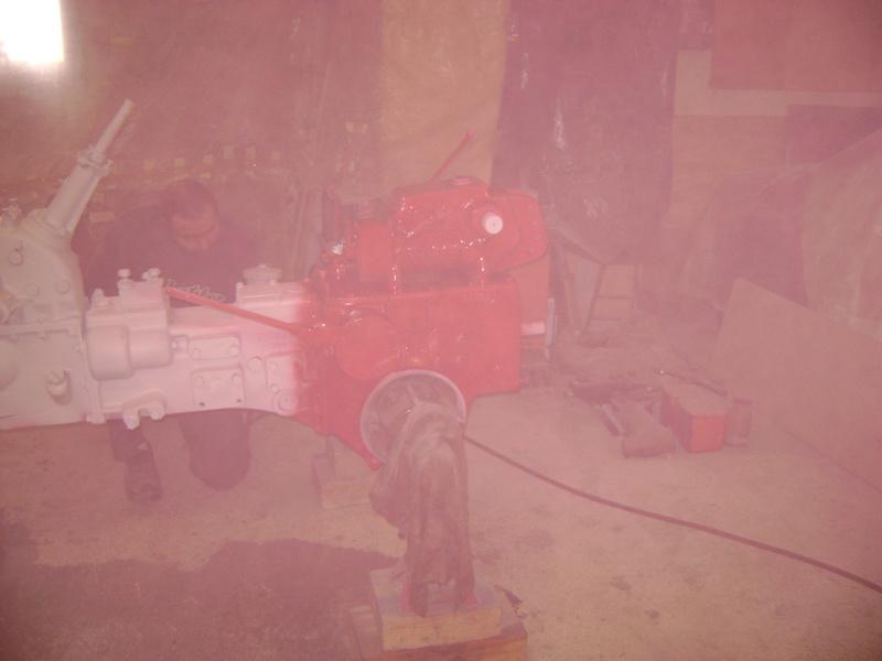 restauration - restauration d'un tracteur ENERGIC 519 B Dsc05360