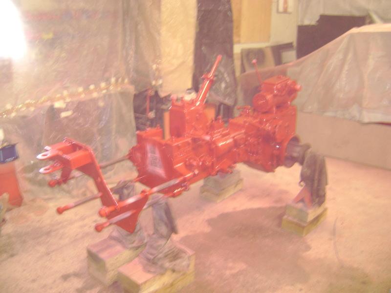 restauration - restauration d'un tracteur ENERGIC 519 B Dsc05363