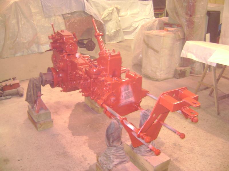 restauration - restauration d'un tracteur ENERGIC 519 B Dsc05365