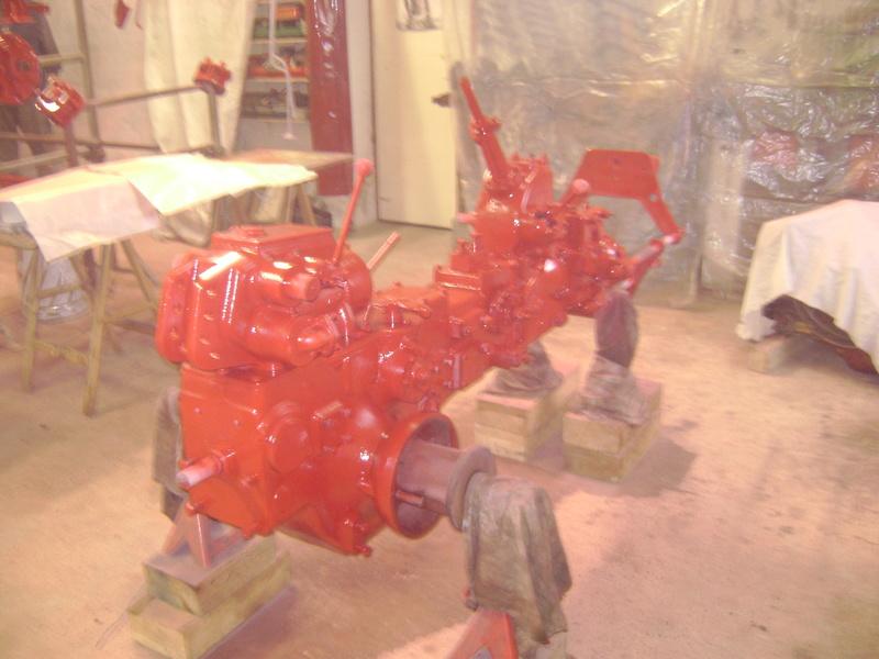 restauration - restauration d'un tracteur ENERGIC 519 B Dsc05368