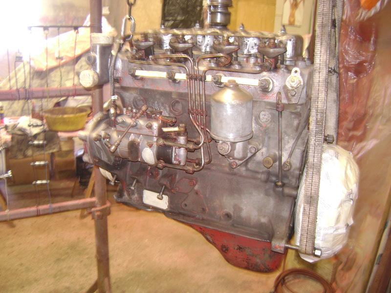 restauration - restauration d'un tracteur ENERGIC 519 B Dsc05422
