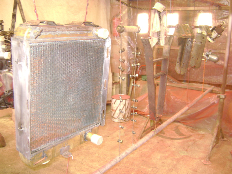 restauration - restauration d'un tracteur ENERGIC 519 B Dsc05423