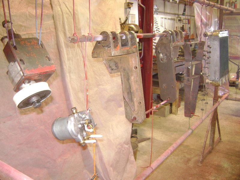 restauration - restauration d'un tracteur ENERGIC 519 B Dsc05424