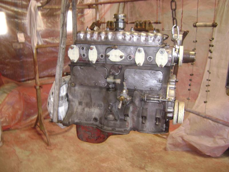 restauration - restauration d'un tracteur ENERGIC 519 B Dsc05425