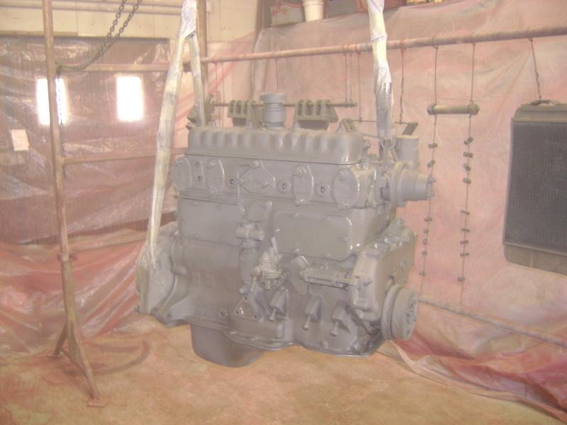 restauration - restauration d'un tracteur ENERGIC 519 B Dsc05426