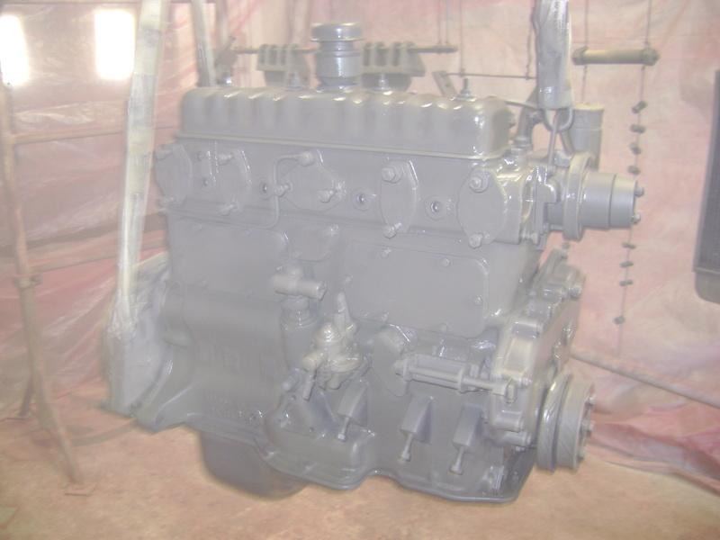 restauration - restauration d'un tracteur ENERGIC 519 B Dsc05427