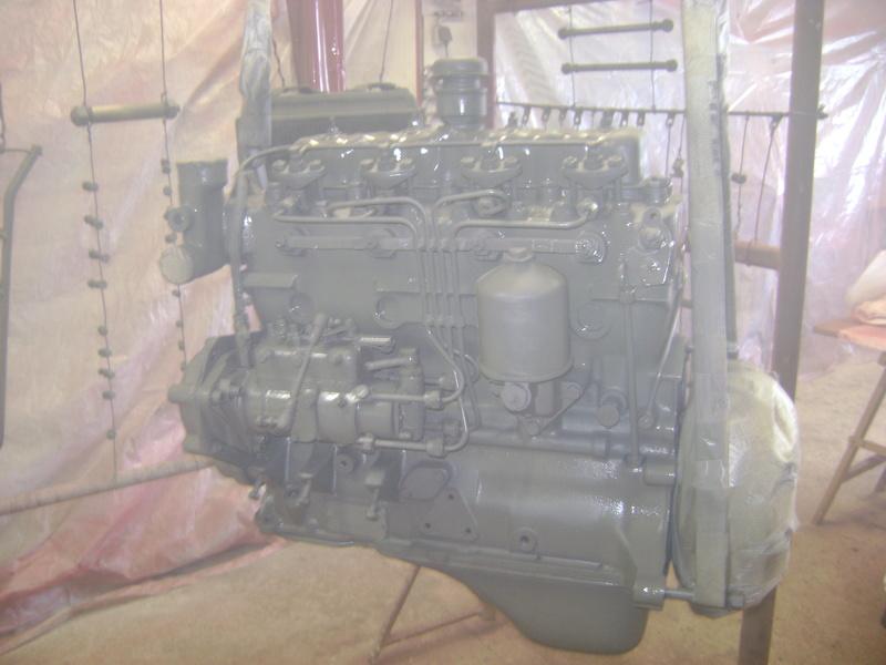 restauration - restauration d'un tracteur ENERGIC 519 B Dsc05429