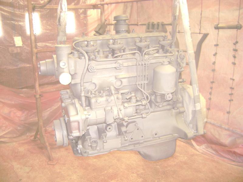 restauration - restauration d'un tracteur ENERGIC 519 B Dsc05432