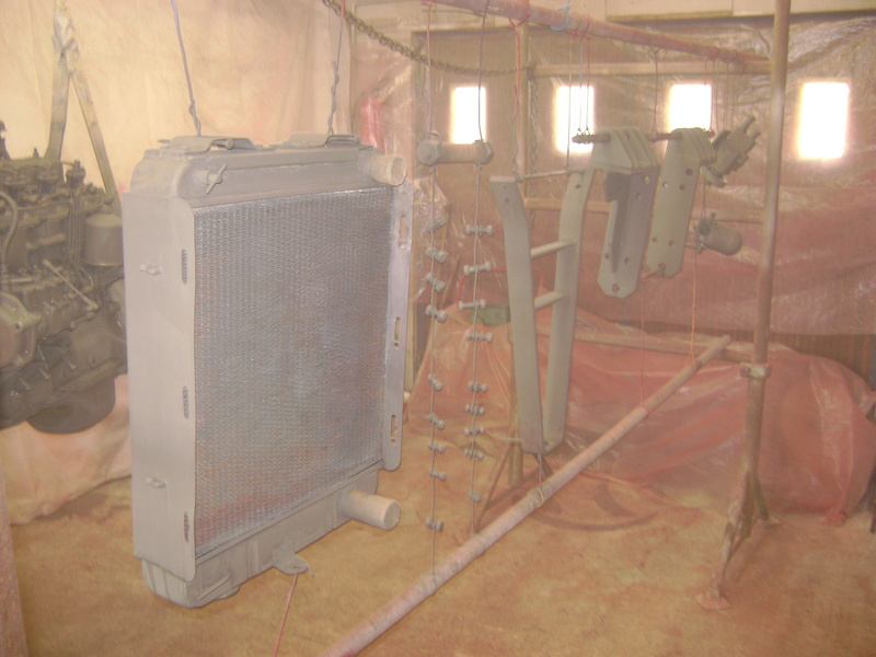 restauration - restauration d'un tracteur ENERGIC 519 B Dsc05433