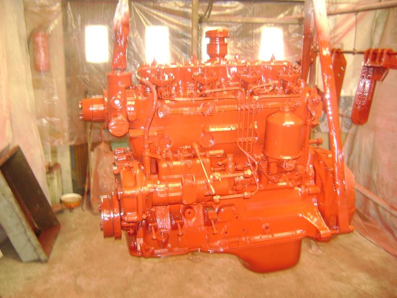 restauration - restauration d'un tracteur ENERGIC 519 B Dsc05435