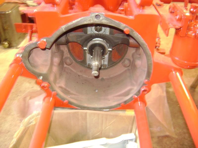 restauration - restauration d'un tracteur ENERGIC 519 B Dsc05449