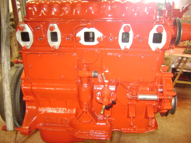 restauration - restauration d'un tracteur ENERGIC 519 B Dsc05451