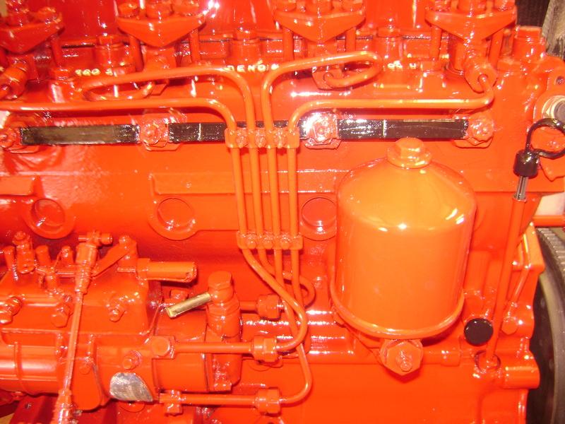 restauration - restauration d'un tracteur ENERGIC 519 B Dsc05452