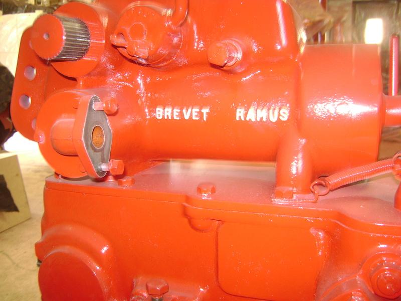 restauration - restauration d'un tracteur ENERGIC 519 B Dsc05454