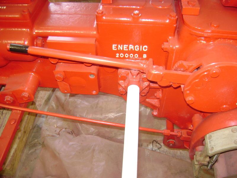 restauration - restauration d'un tracteur ENERGIC 519 B Dsc05456