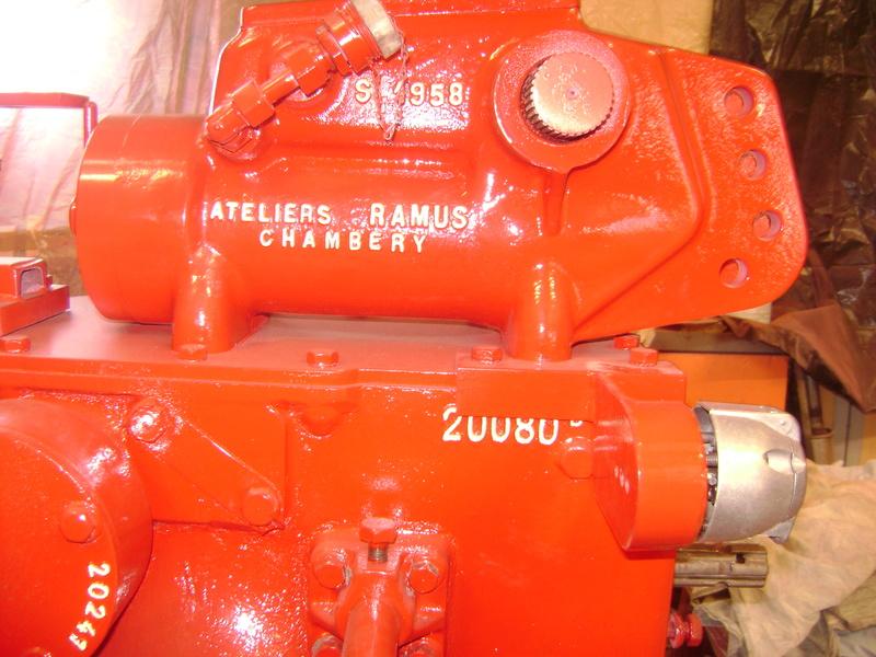 restauration - restauration d'un tracteur ENERGIC 519 B Dsc05457