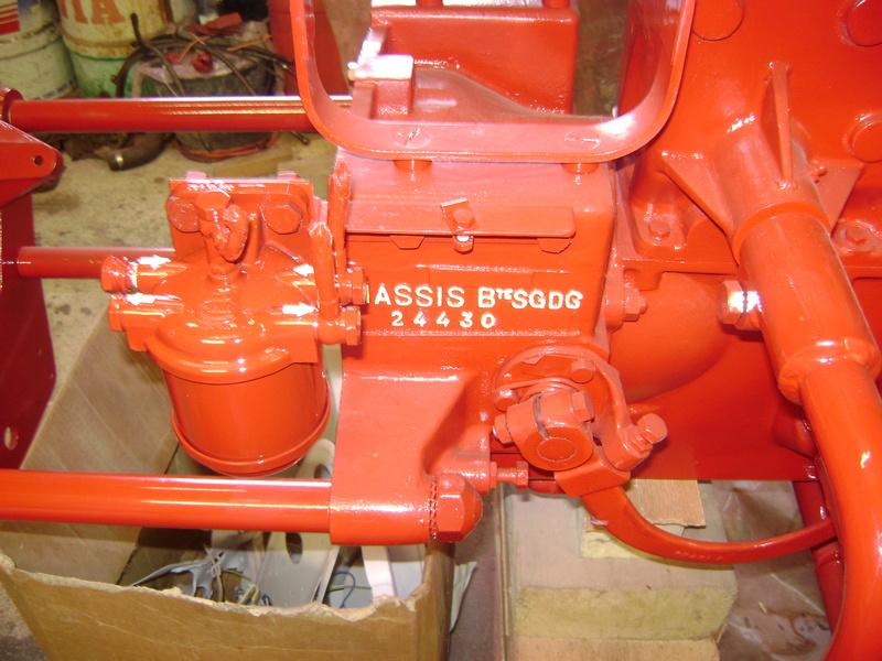 restauration - restauration d'un tracteur ENERGIC 519 B Dsc05458