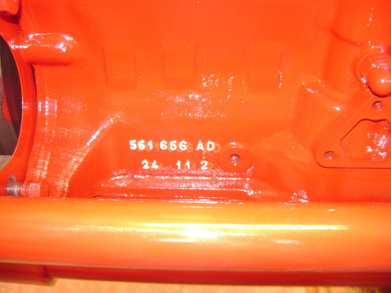 restauration - restauration d'un tracteur ENERGIC 519 B Dsc05460