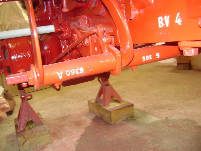 restauration - restauration d'un tracteur ENERGIC 519 B Dsc05462