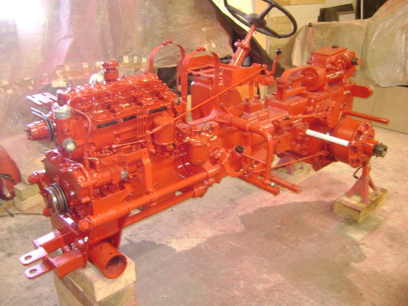 restauration - restauration d'un tracteur ENERGIC 519 B Dsc05463