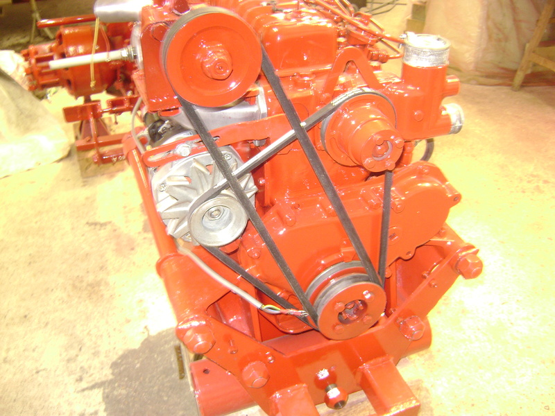 restauration - restauration d'un tracteur ENERGIC 519 B Dsc05519