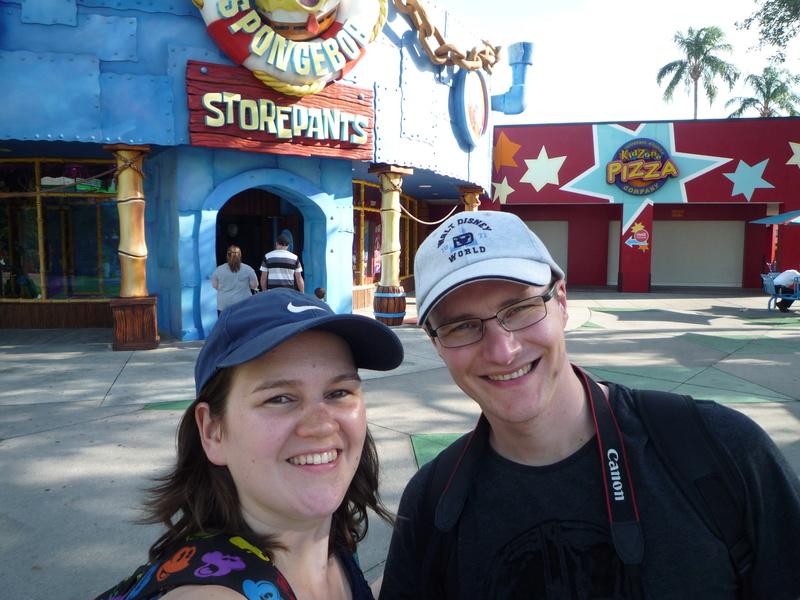 Mariage thème Disney + Voyage de Noces WDW + USO + IOA + Keys + Everglades + Miami - Page 4 P1100055