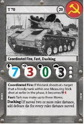 T70 for GF9 Tanks! T-7010