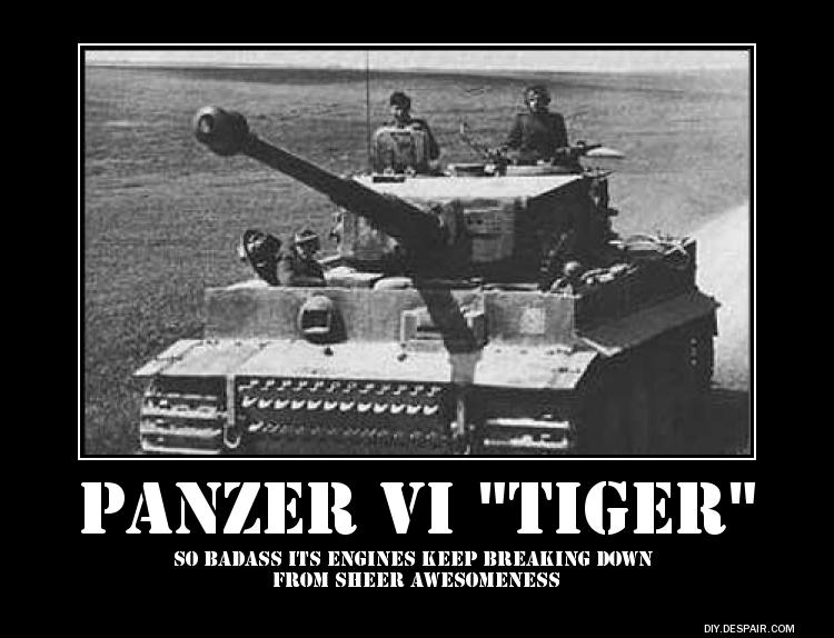 Girls und Panzer supplement for GF9 - Tanks! Tiger_10