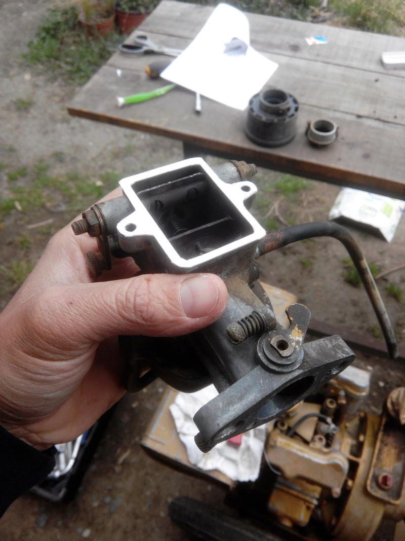 Bernard - motopompe bernard 810 Img_2014