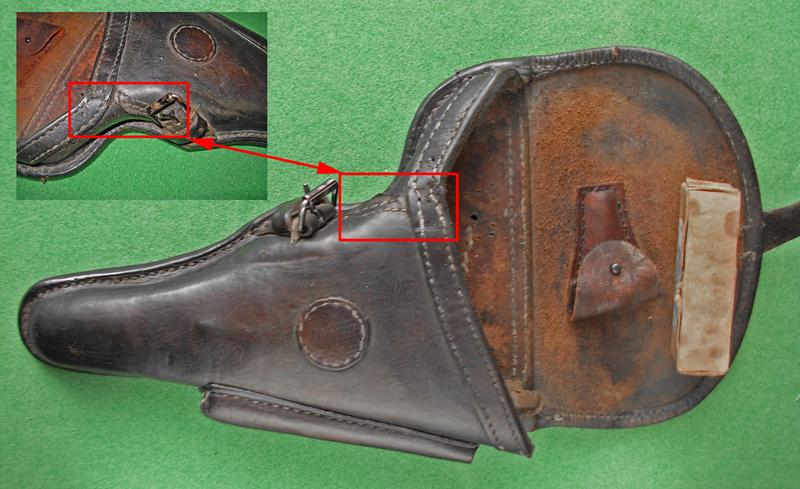 Des étuis de reconditionnement, pour P 08, 1909-1911. Dscn4611