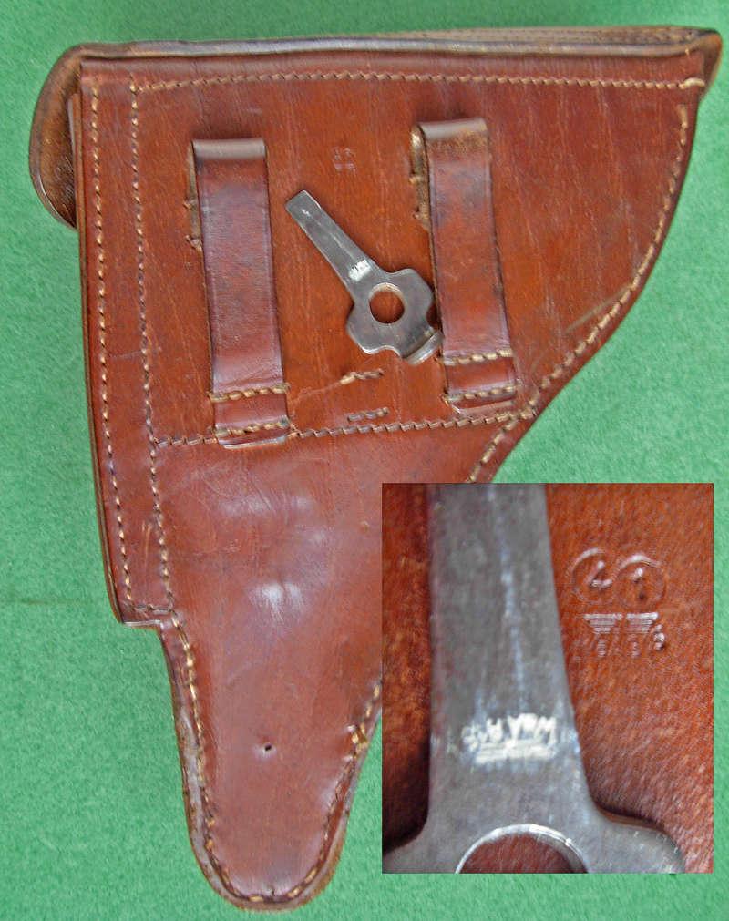 Les petits outils pour les P 08 de l'armée allemande de 1934 à 1942. Etui_s10